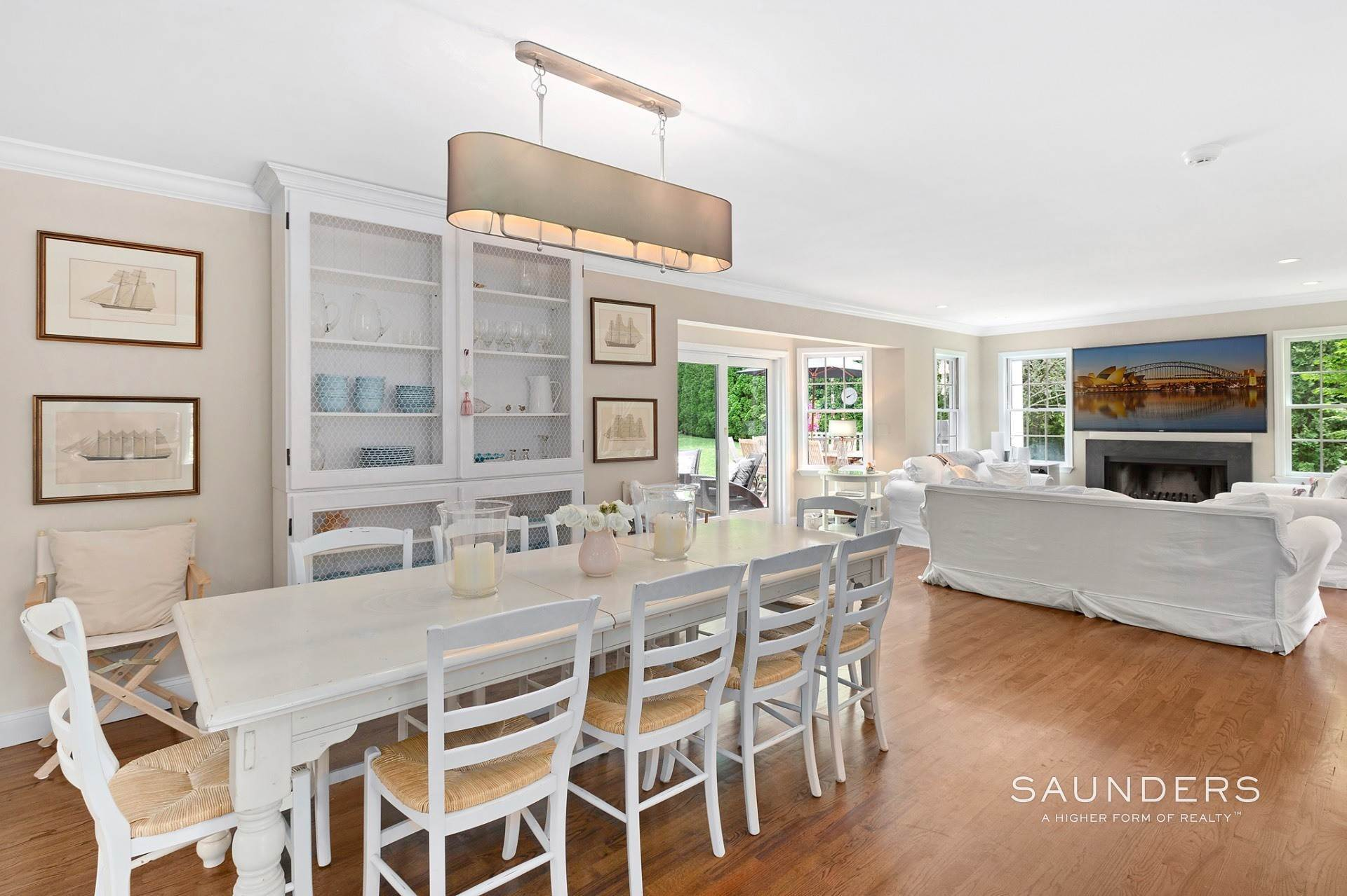 4. Single Family Homes for Sale at Once Upon A Time, In East Hampton Village... 156 Montauk Highway, East Hampton, East Hampton Town, NY 11937