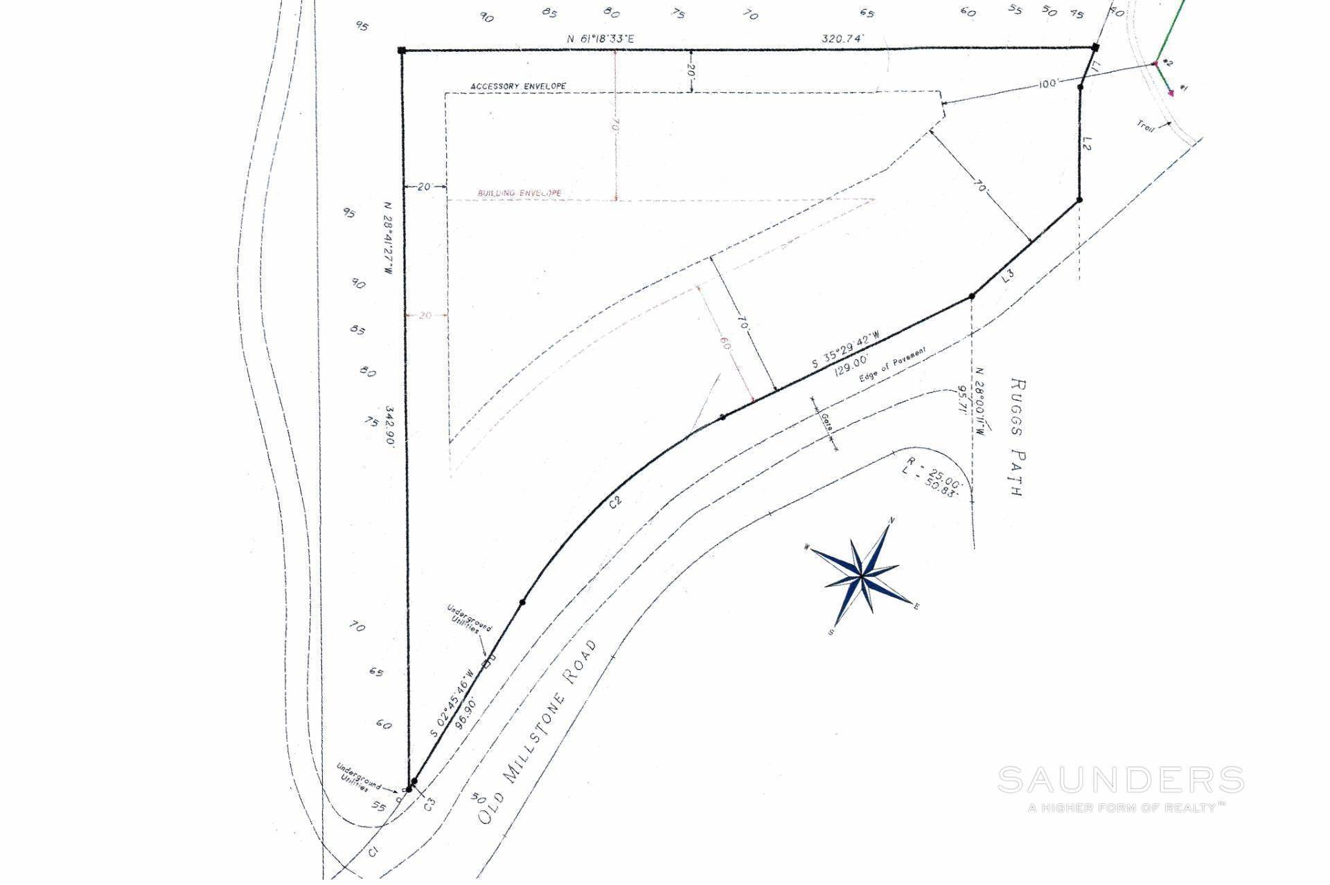 5. Land for Sale at Bucolic Parcel In Sag Harbor: A Rare Opportunity Bridgehampton, Southampton Town, NY 11963