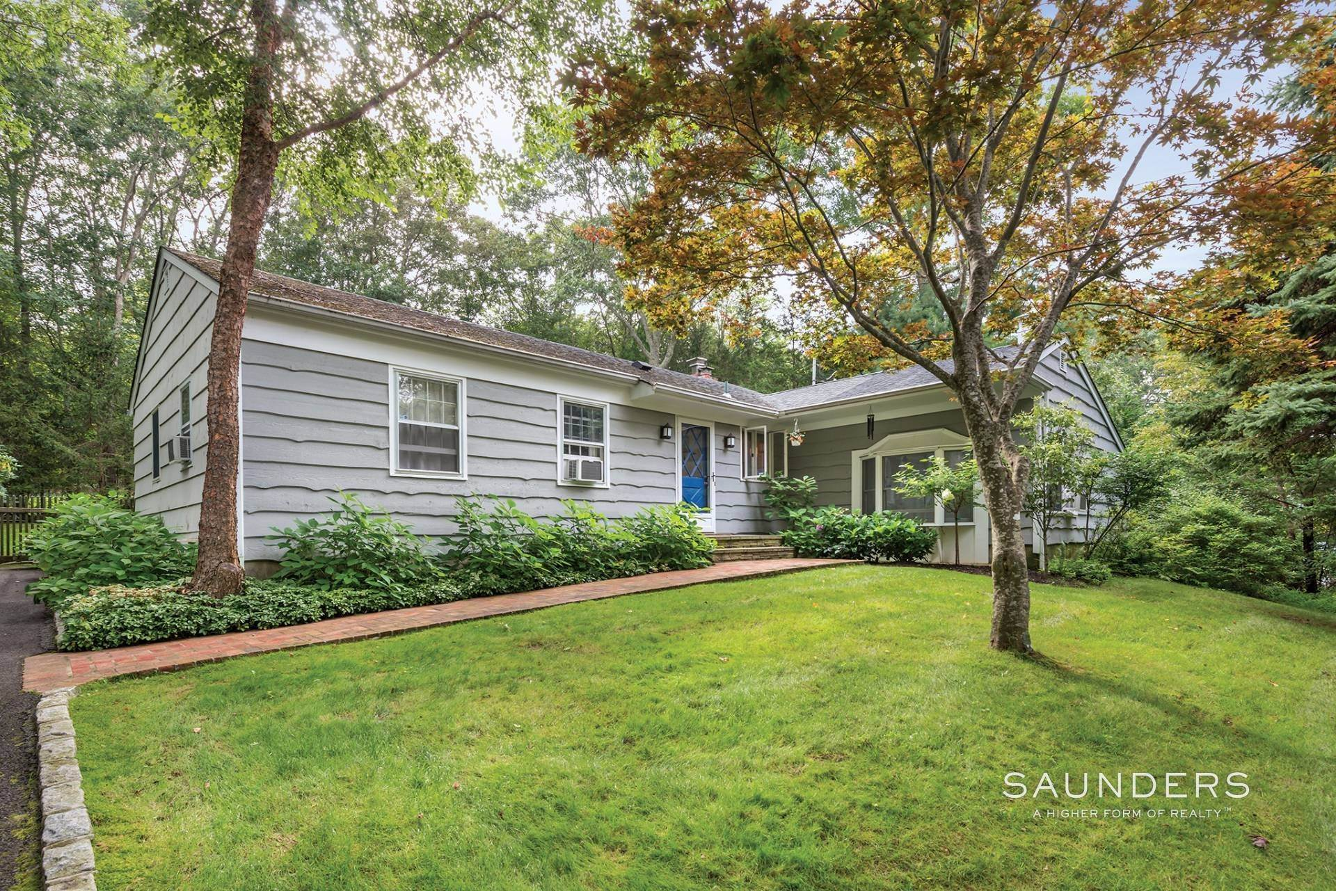 Single Family Homes at Perfect Cottage Charm Down By The Beach 9 Whalebone Landing Road, Southampton, Southampton Town, NY 11968
