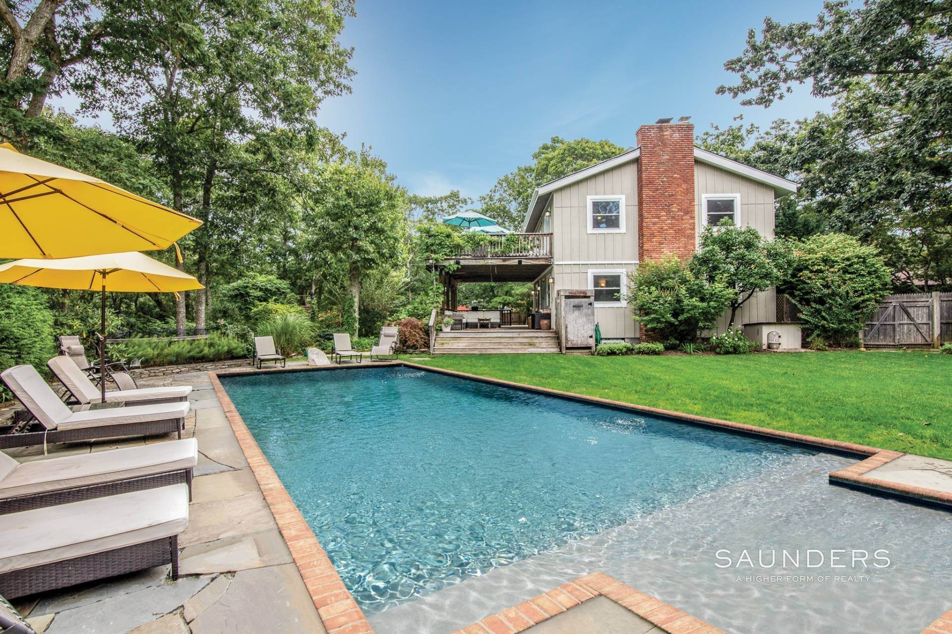 Single Family Homes for Sale at Lion Head With Beach, Sunsets And A Pool 26 Orkney Road, East Hampton, East Hampton Town, NY 11937