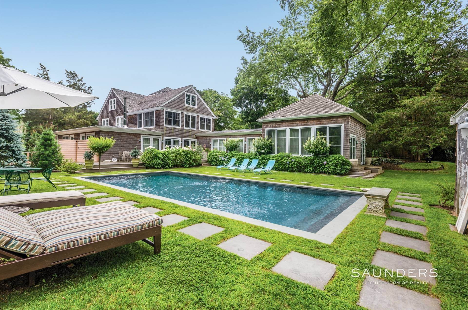33. Single Family Homes at Sophisticated Whimsy, East Hampton Village 152 Montauk Highway, East Hampton, East Hampton Town, NY 11937