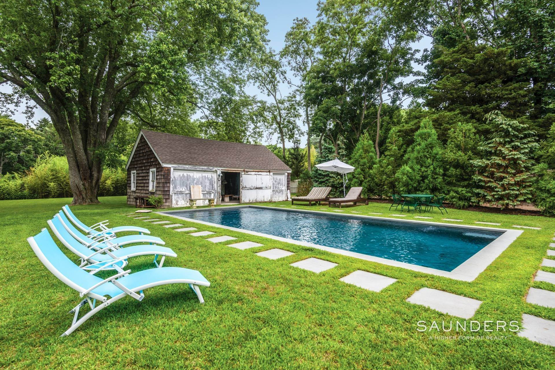 32. Single Family Homes at Sophisticated Whimsy, East Hampton Village 152 Montauk Highway, East Hampton, East Hampton Town, NY 11937