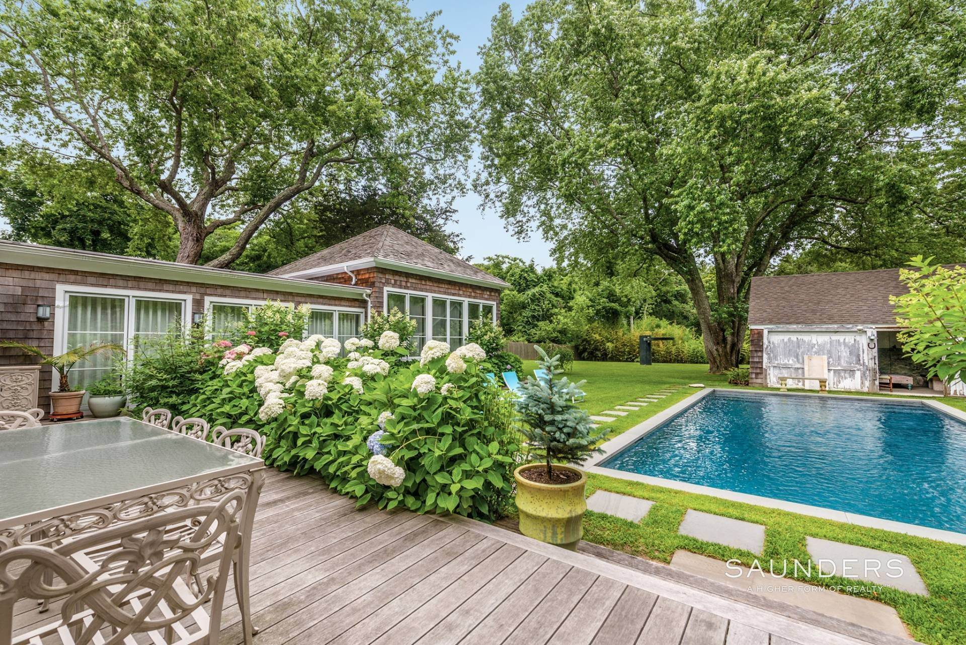 3. Single Family Homes at Sophisticated Whimsy, East Hampton Village 152 Montauk Highway, East Hampton, East Hampton Town, NY 11937