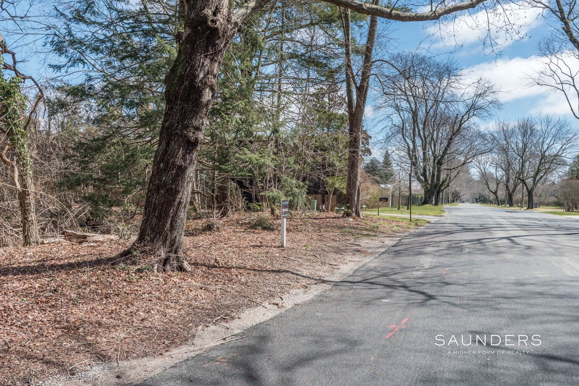 2. Land for Sale at East Hampton - Heart Of The Village 12 Davids Lane, East Hampton, East Hampton Town, NY 11937
