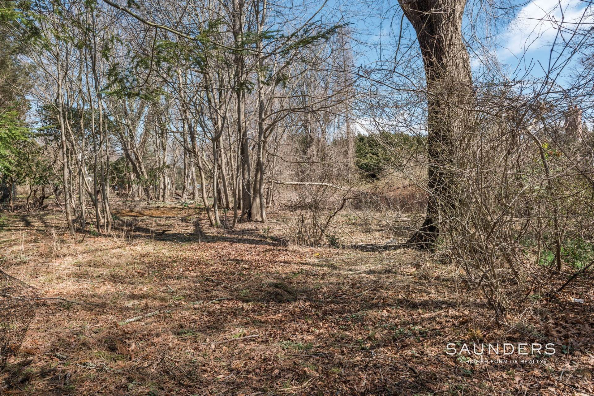 5. Land for Sale at East Hampton - Heart Of The Village 12 Davids Lane, East Hampton, East Hampton Town, NY 11937