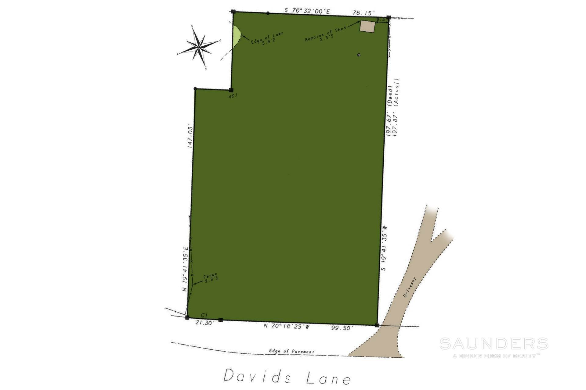 4. Land for Sale at East Hampton - Heart Of The Village 12 Davids Lane, East Hampton, East Hampton Town, NY 11937