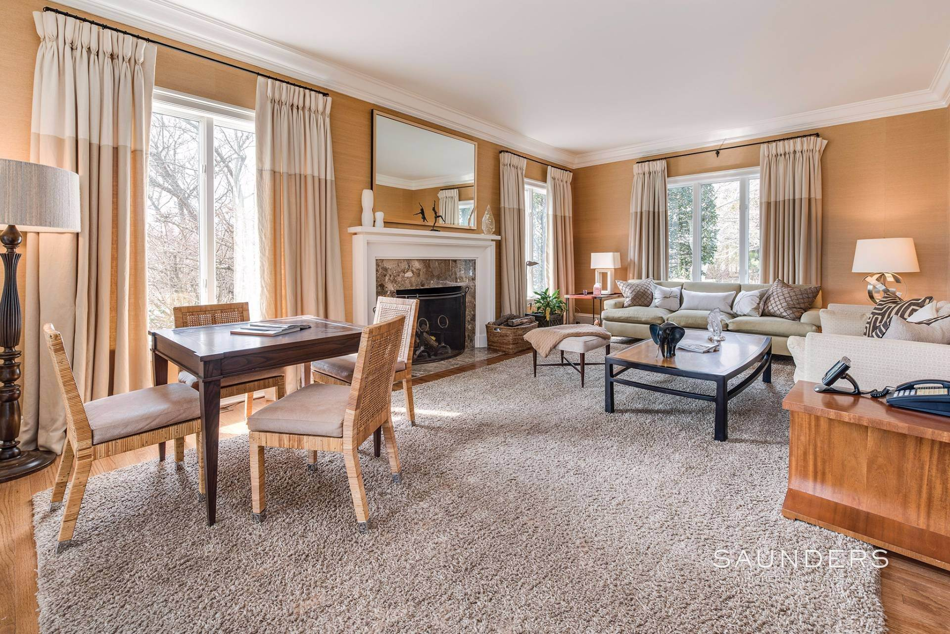 5. Single Family Homes for Sale at Water Mill South Estate With Resort Amenities 34 Cobb Hill Lane, Water Mill, Southampton Town, NY 11976