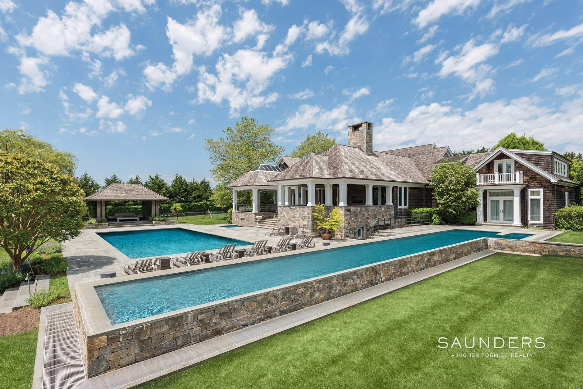 2. Single Family Homes for Sale at Water Mill South Estate With Resort Amenities 34 Cobb Hill Lane, Water Mill, Southampton Town, NY 11976
