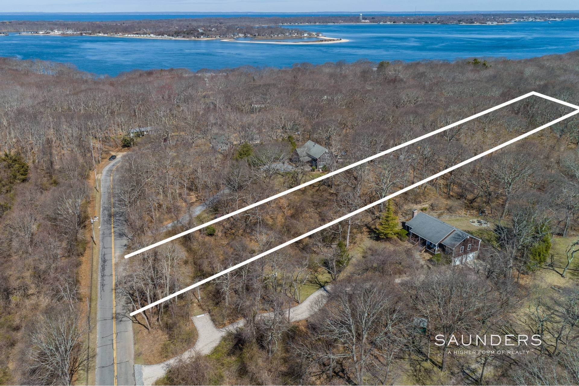 Land for Sale at Shelter Island Land Opportunity Shelter Island Heights, Shelter Island, NY 11964