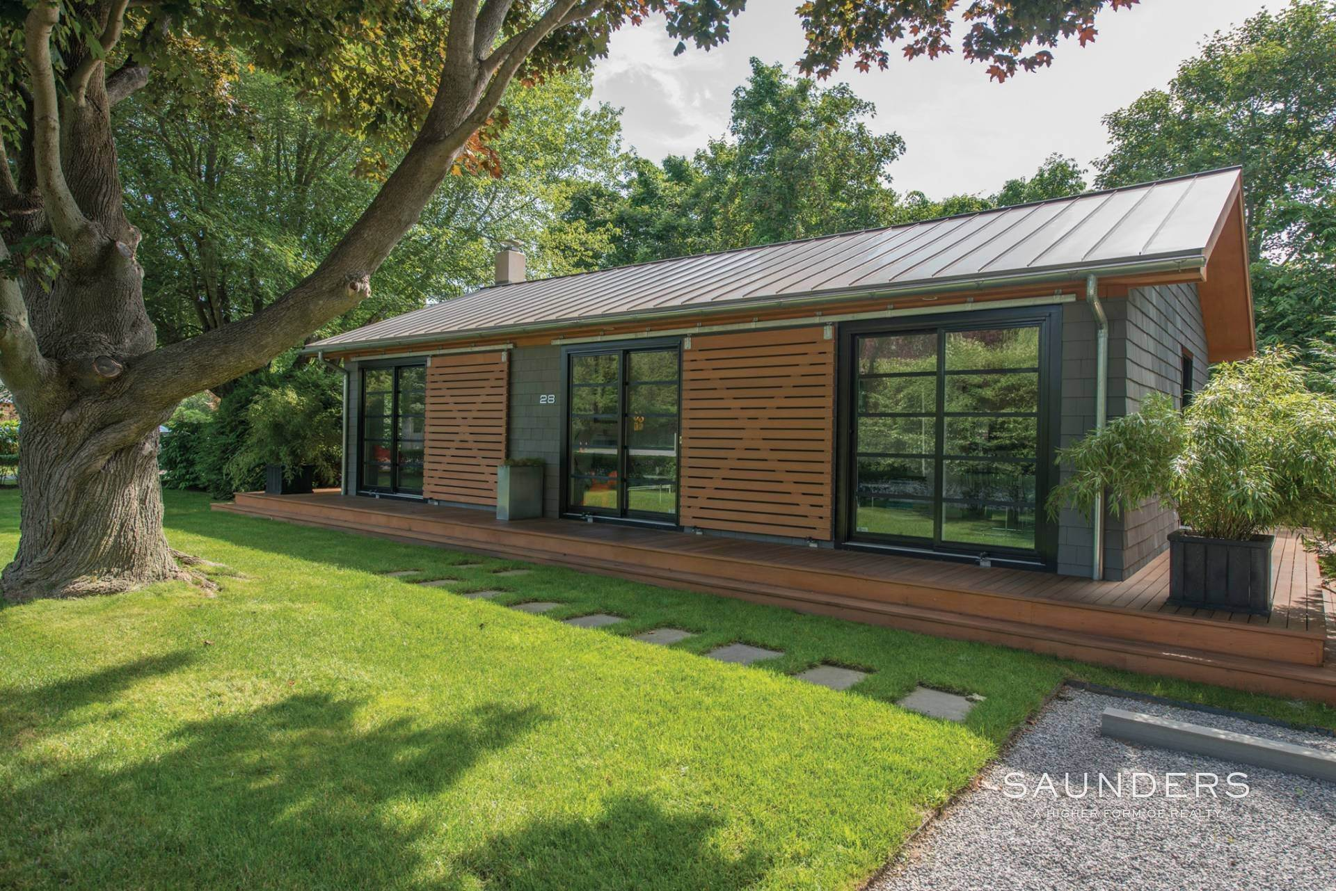 Single Family Homes at Modern Renovation - Close To Everything 28 Miller Lane, East Hampton, East Hampton Town, NY 11937