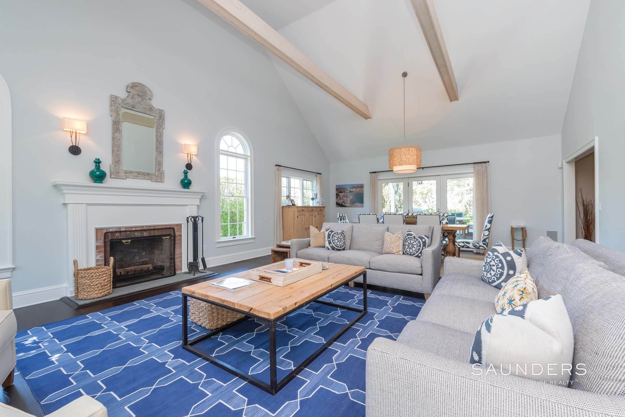 5. Single Family Homes at Exquisite Southampton Near Beach And Village With Pool 20 Mill Farm Lane, Water Mill, Southampton Town, NY 11976