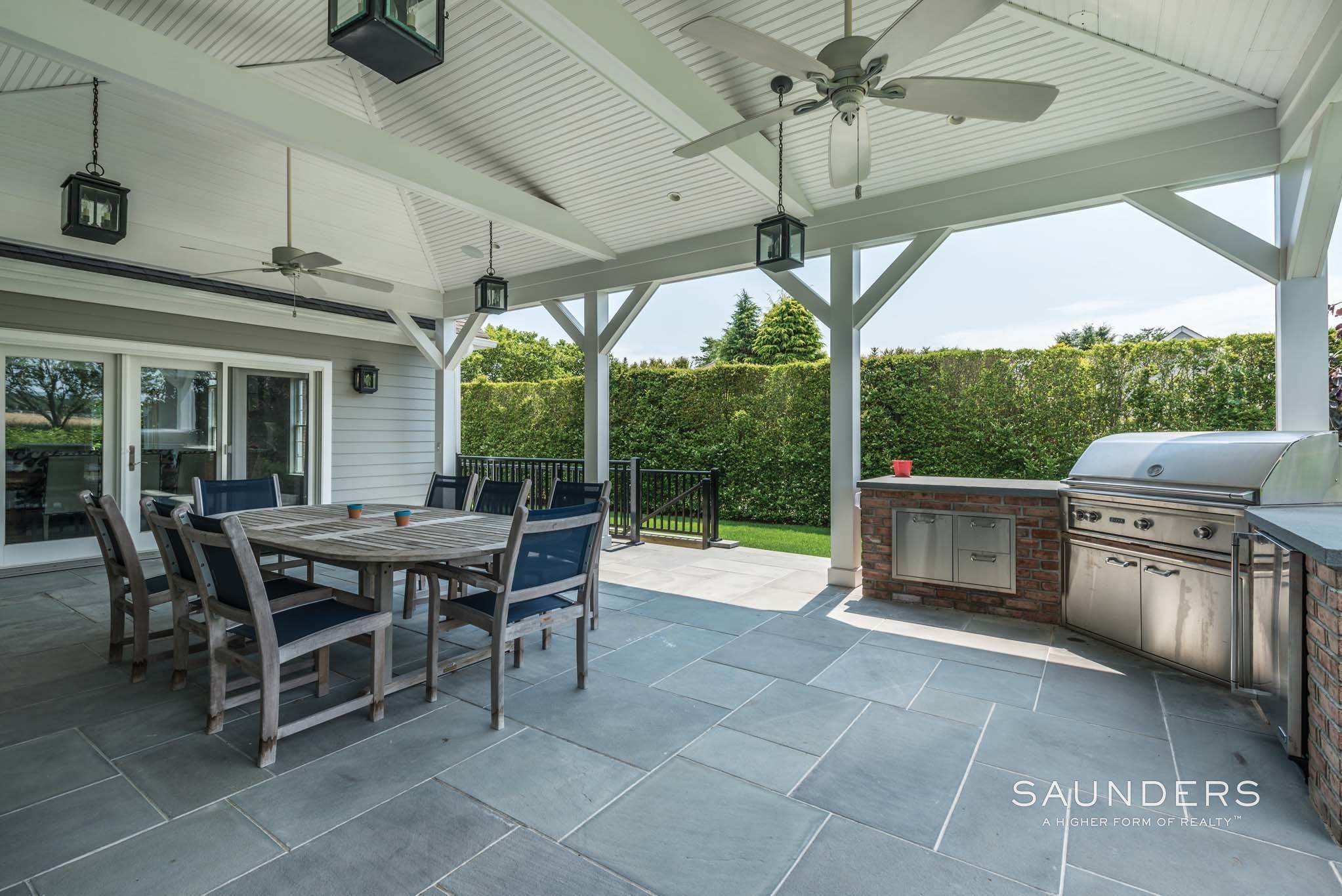 4. Single Family Homes at Exquisite Southampton Near Beach And Village With Pool 20 Mill Farm Lane, Water Mill, Southampton Town, NY 11976