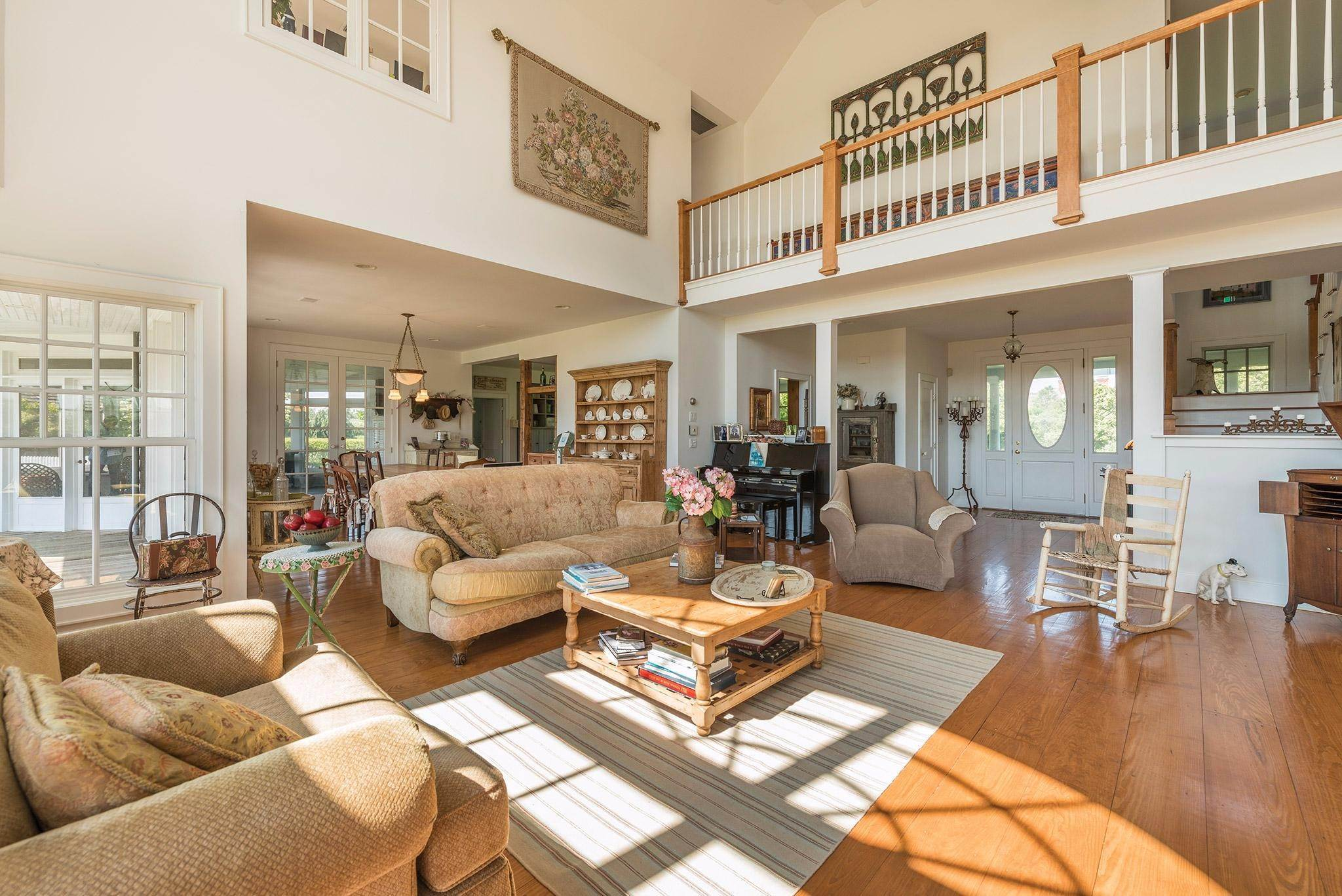12. Single Family Homes for Sale at Prestigious Ocean Road 770 Ocean Road, Bridgehampton, Southampton Town, NY 11932