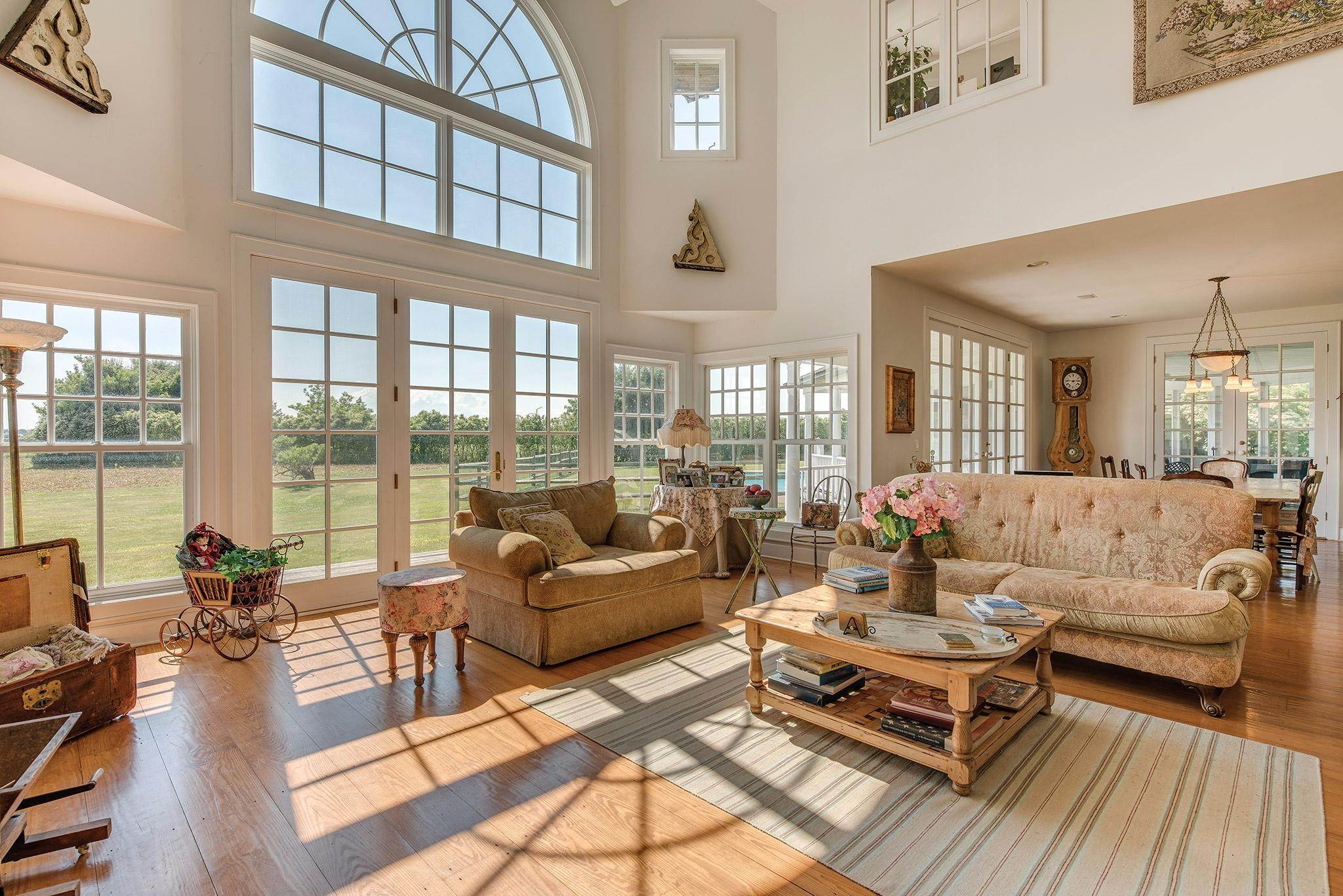 13. Single Family Homes for Sale at Prestigious Ocean Road 770 Ocean Road, Bridgehampton, Southampton Town, NY 11932