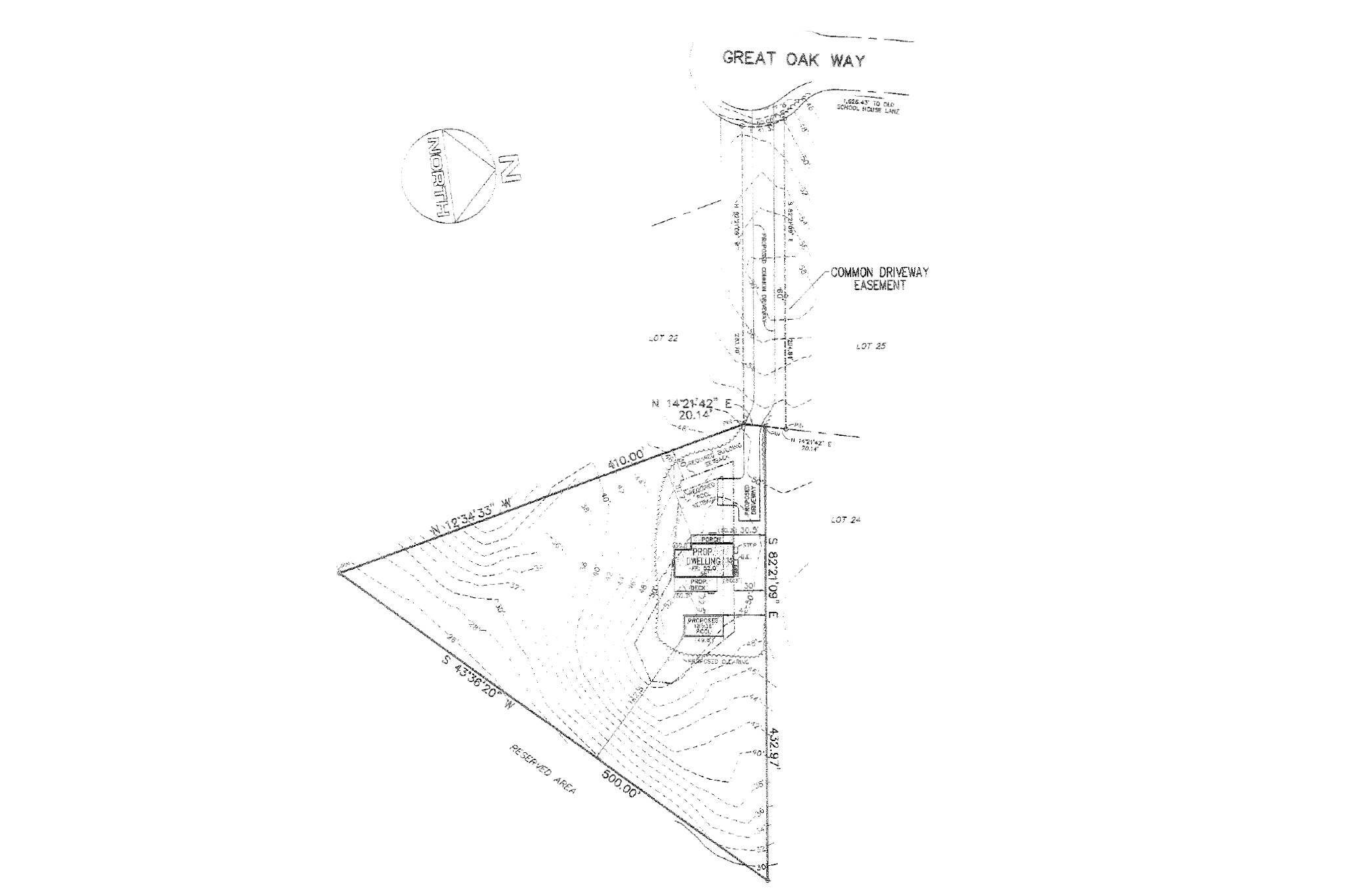 Land for Sale at East Hampton Northwest Land 2+ Acres 21 Great Oak Way, East Hampton, East Hampton Town, NY 11937