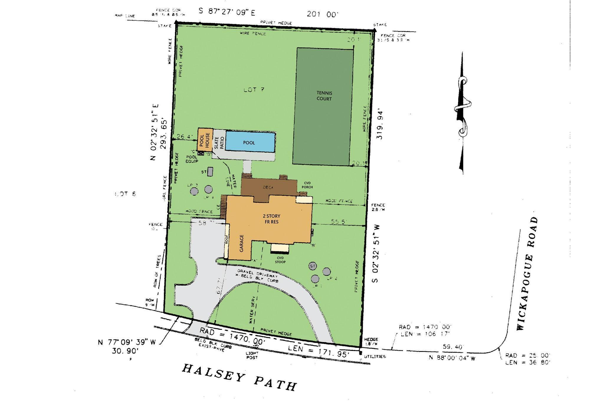 Single Family Homes for Sale at Southampton Village Elegance And Grace 3 Halsey Path, Southampton, Southampton Town, NY 11968
