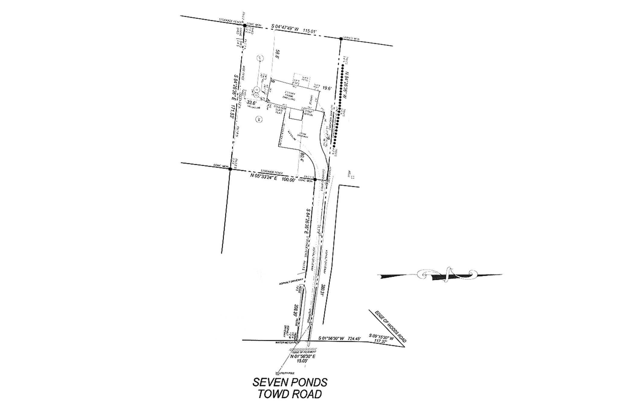 Single Family Homes for Sale at New Construction On Flag Lot With Room For Pool In Water Mill 479 Seven Ponds Towd Road, Water Mill, Southampton Town, NY 11976