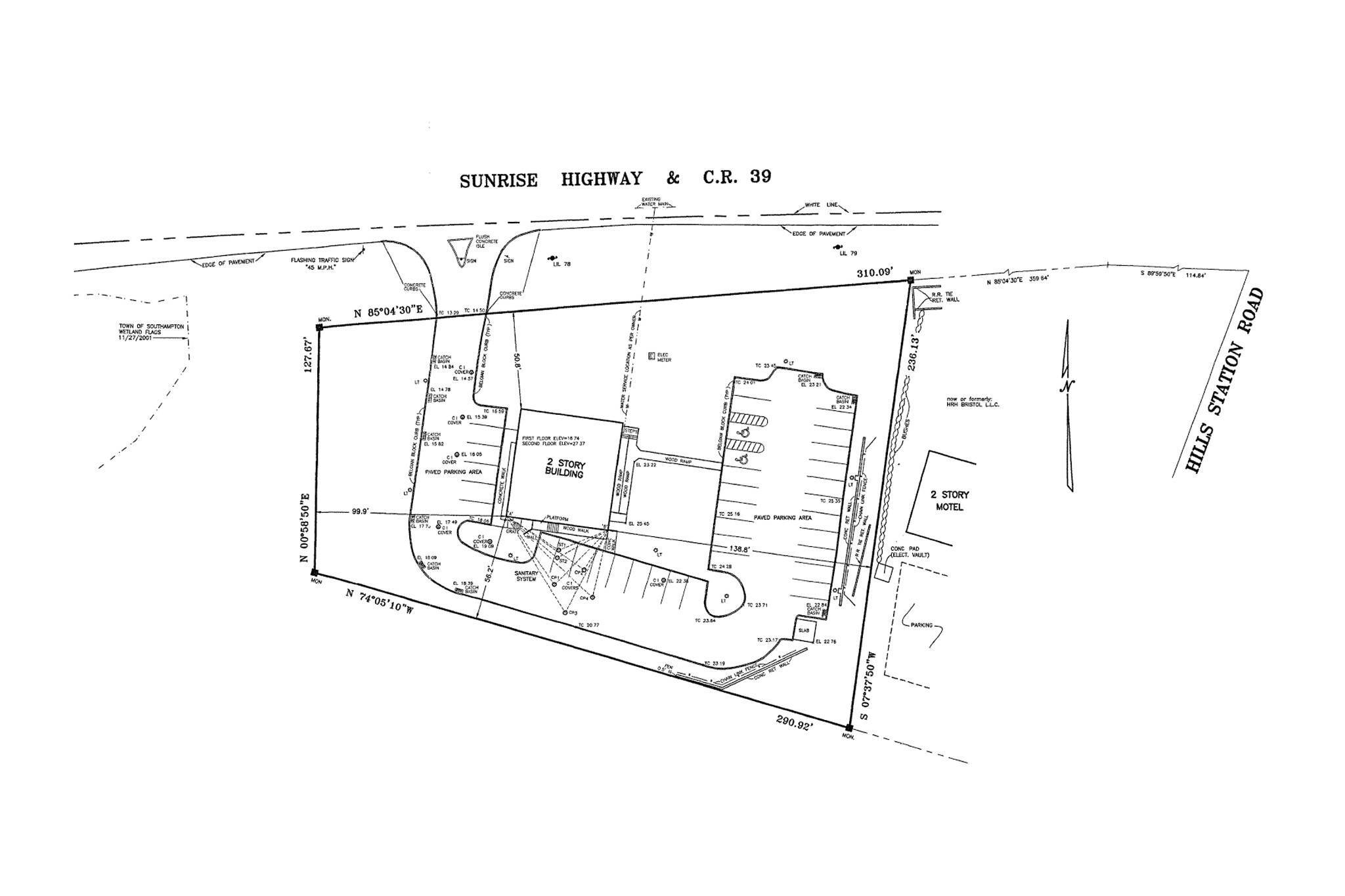 Commercial for Sale at Southampton Office Property For Investor Or User 2036 County Road 39, Southampton, Southampton Town, NY 11968