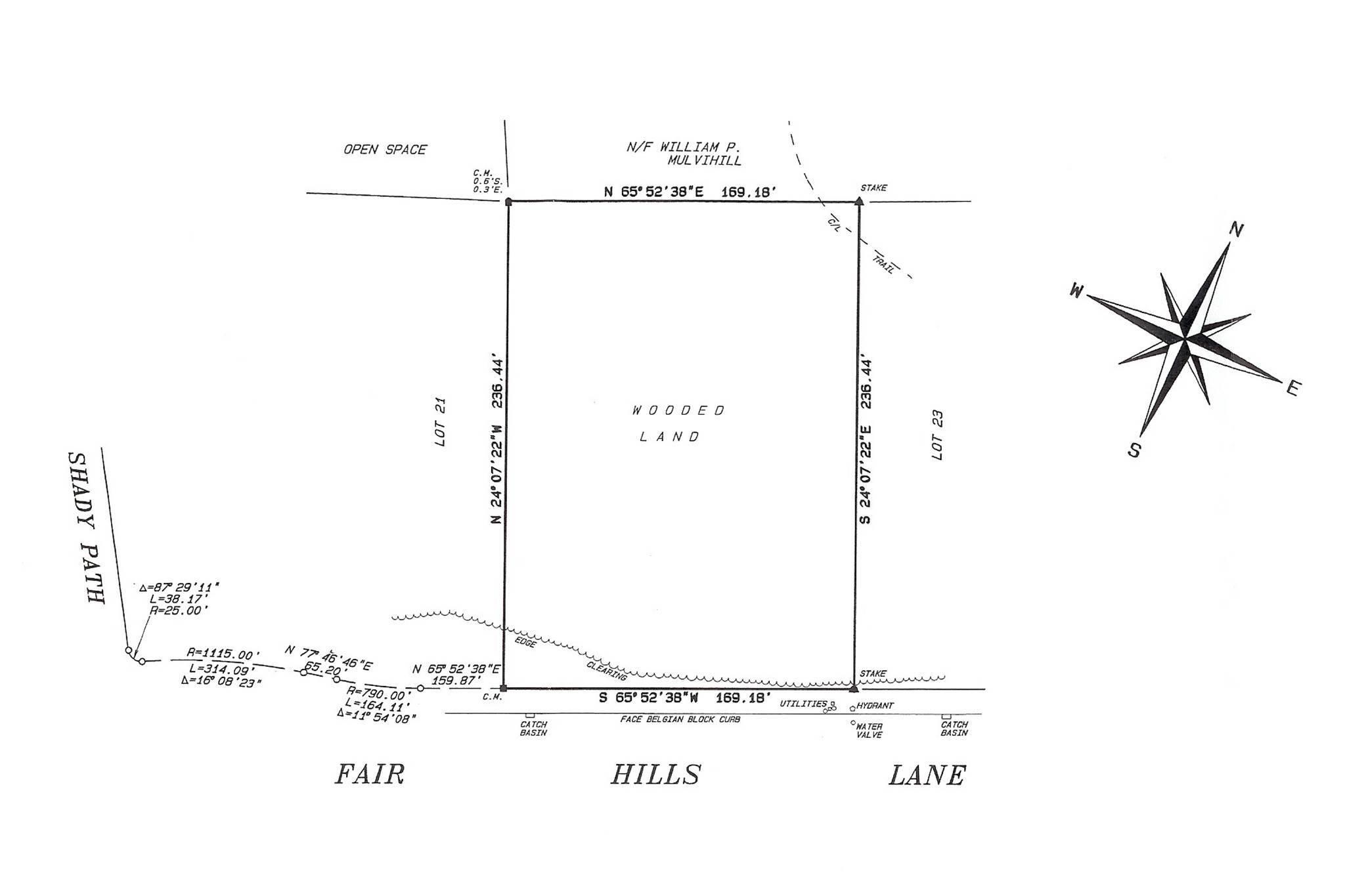 Land for Sale at Rare Prime Building Lot In Bridgehampton Bordering Reserve 30 Fair Hills Lane, Bridgehampton, Southampton Town, NY 11932