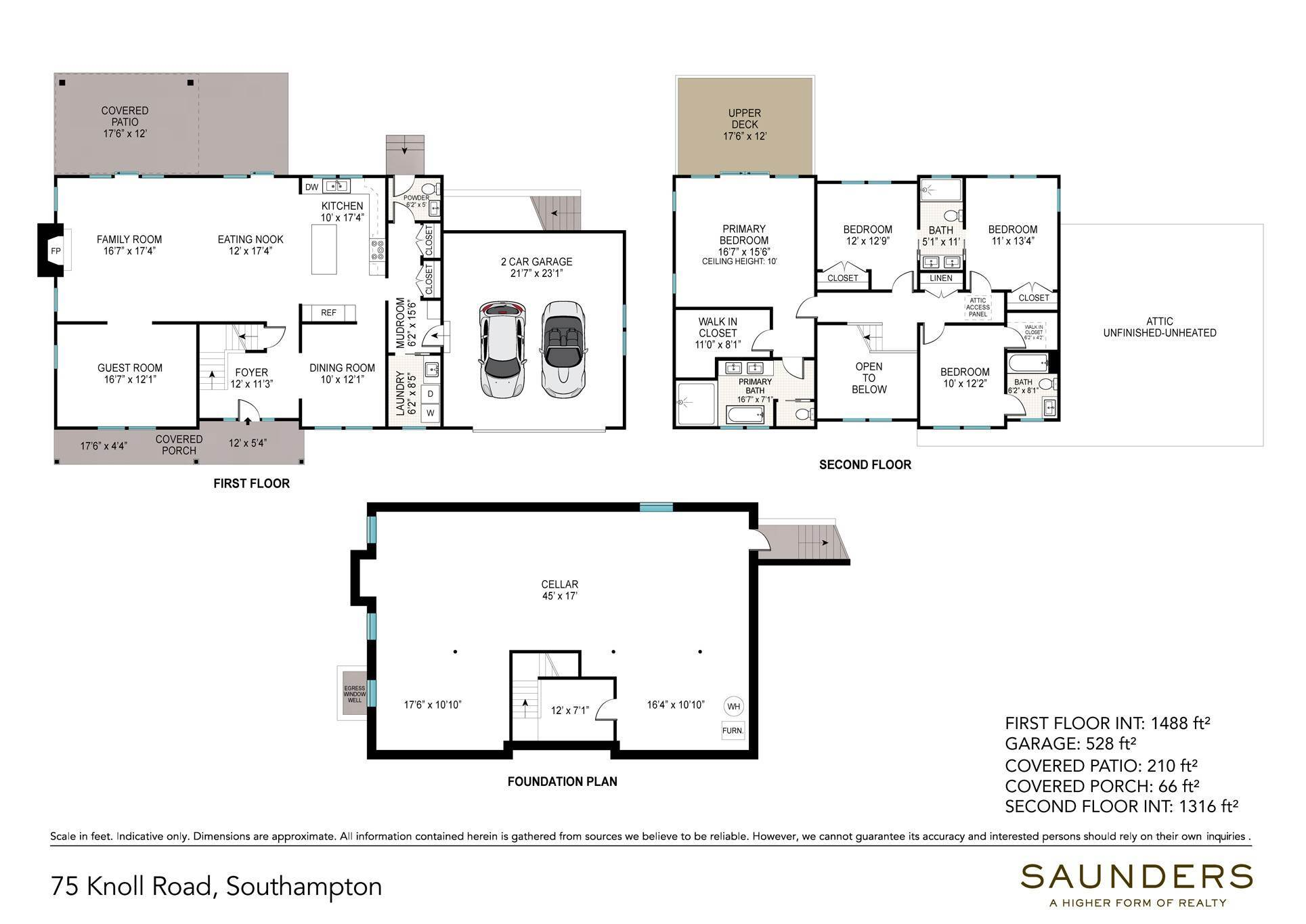 17. Single Family Homes for Sale at New Construction Southampton Cove 75 Knoll Road, Southampton, Southampton Town, NY 11968