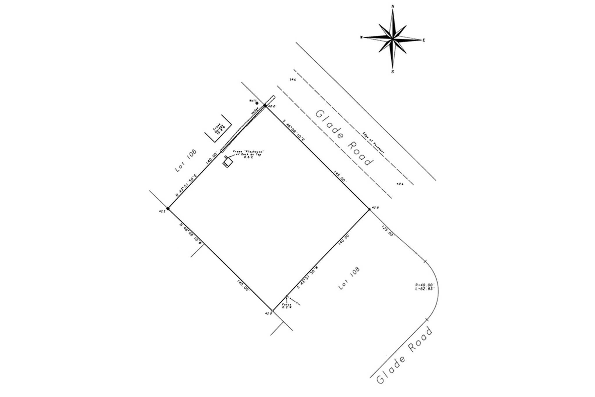 Land for Sale at Vacant Land In Springs 62 Glade Road, East Hampton, East Hampton Town, NY 11937