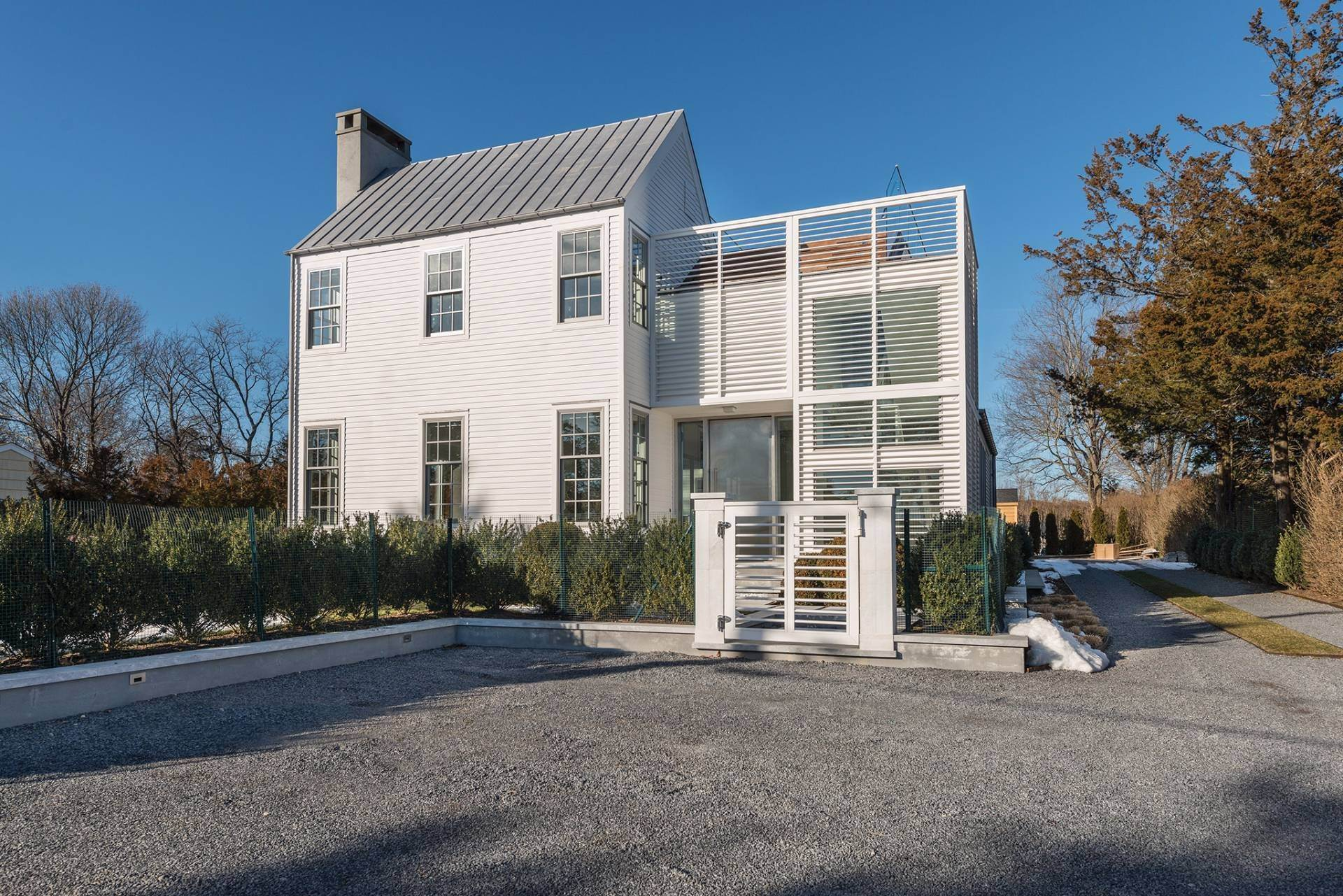Single Family Homes at Fabulous Modern In Sag Harbor Sag Harbor, Southampton Town, NY 11963