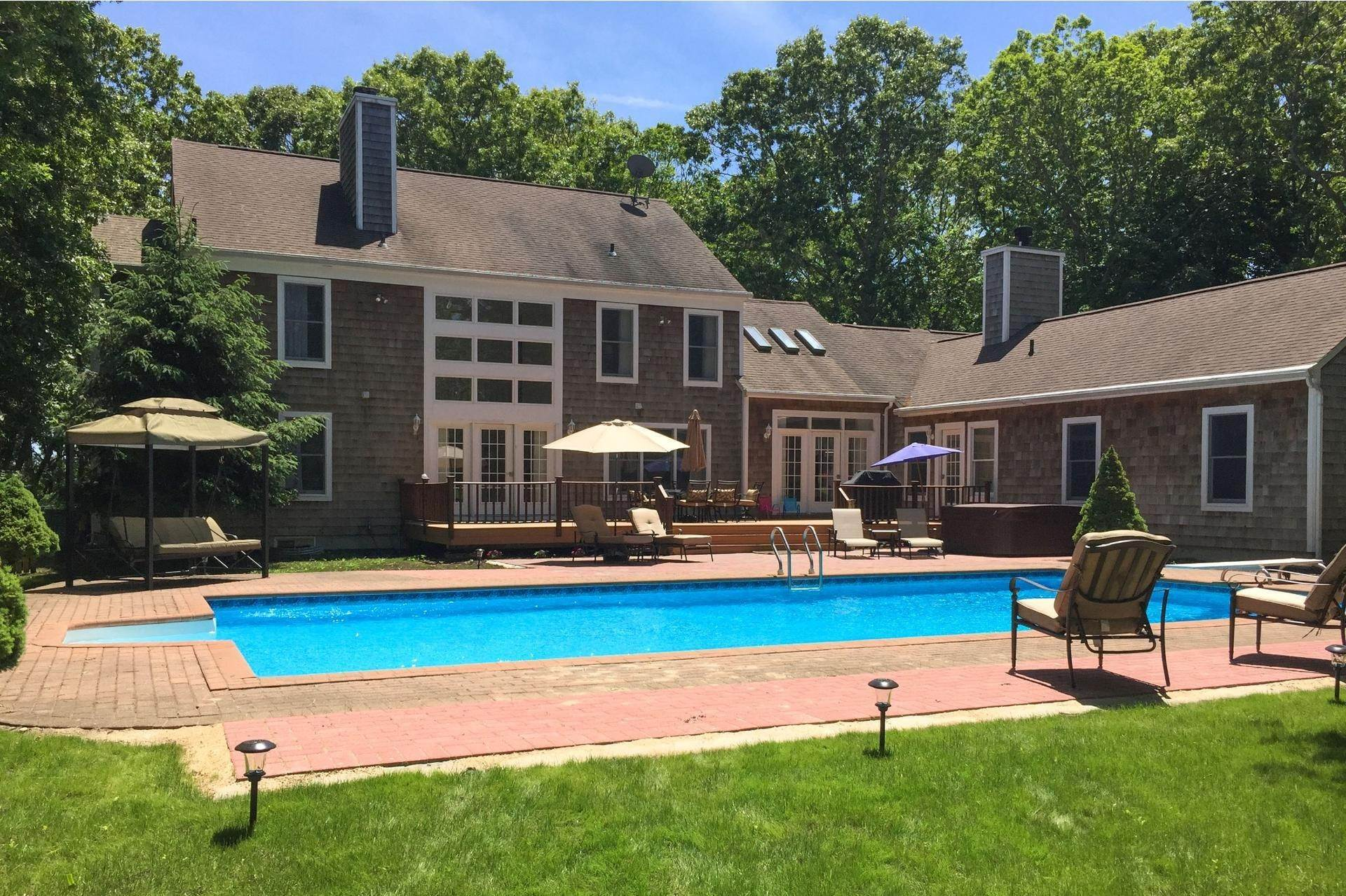 Single Family Homes at Ideal Water Mill Vacation Water Mill, Southampton Town, NY 11976