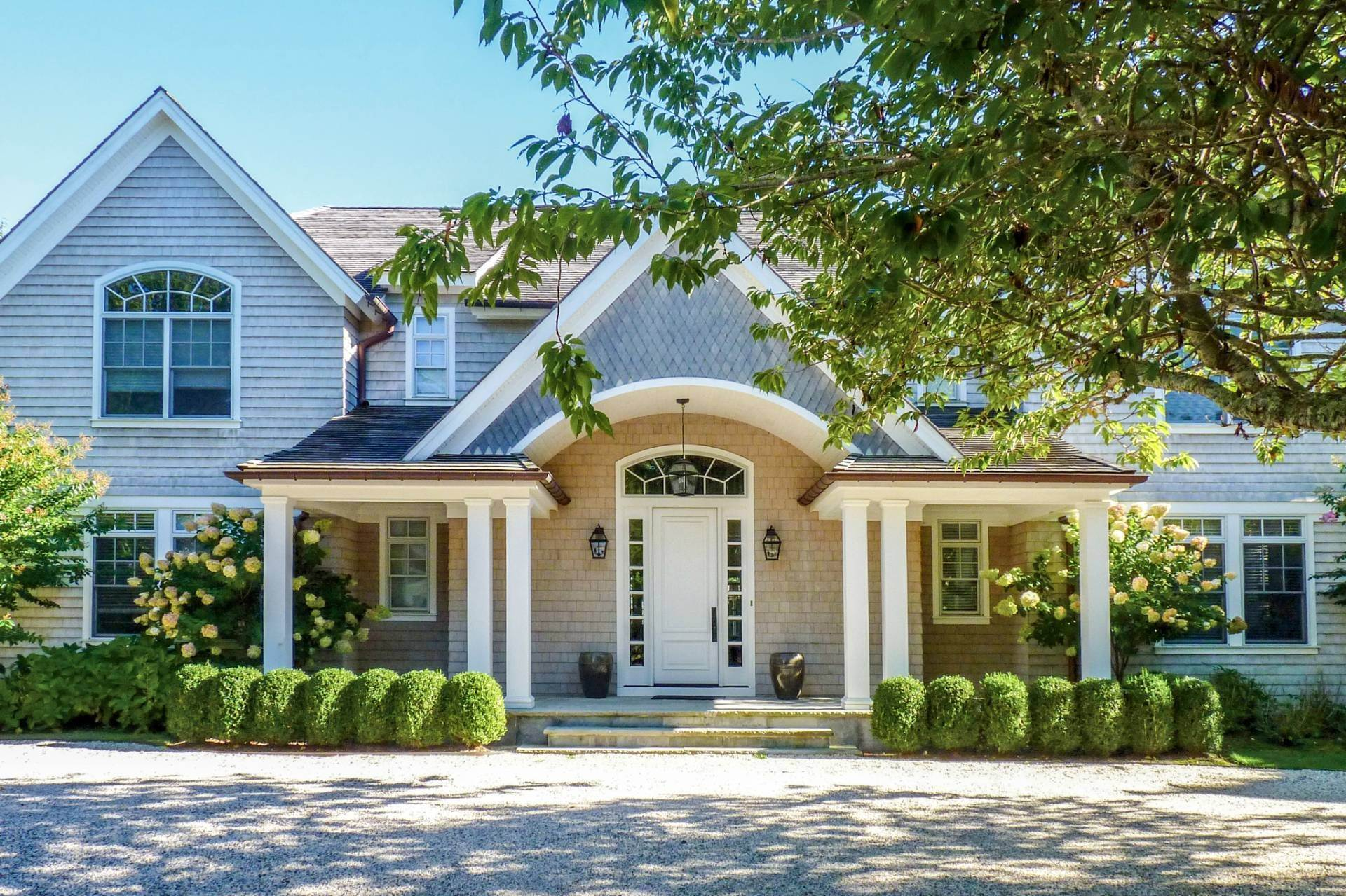 Single Family Homes at Elegant In East Hampton 2 Skimhampton Road, East Hampton, East Hampton Town, NY 11937
