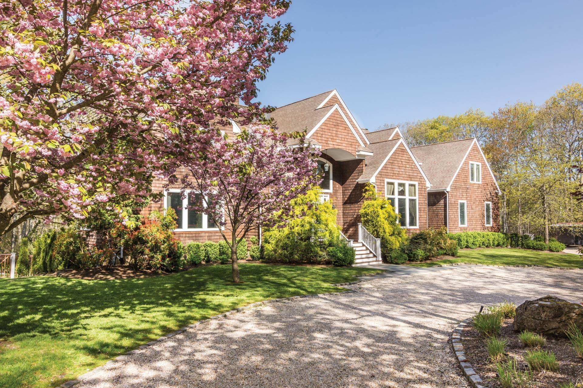 Single Family Homes at Fabulous Post Modern With Pool And Tennis Sag Harbor, Southampton Town, NY 11963
