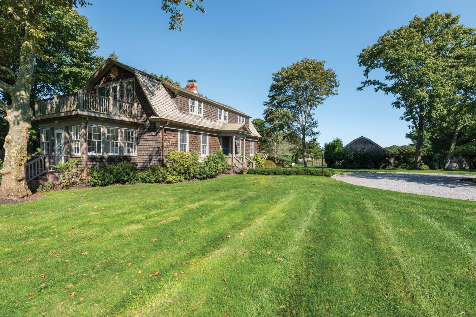 Single Family Homes at Pretty Southampton Retreat With Heated Pool And Tennis Southampton, Southampton Town, NY 11968