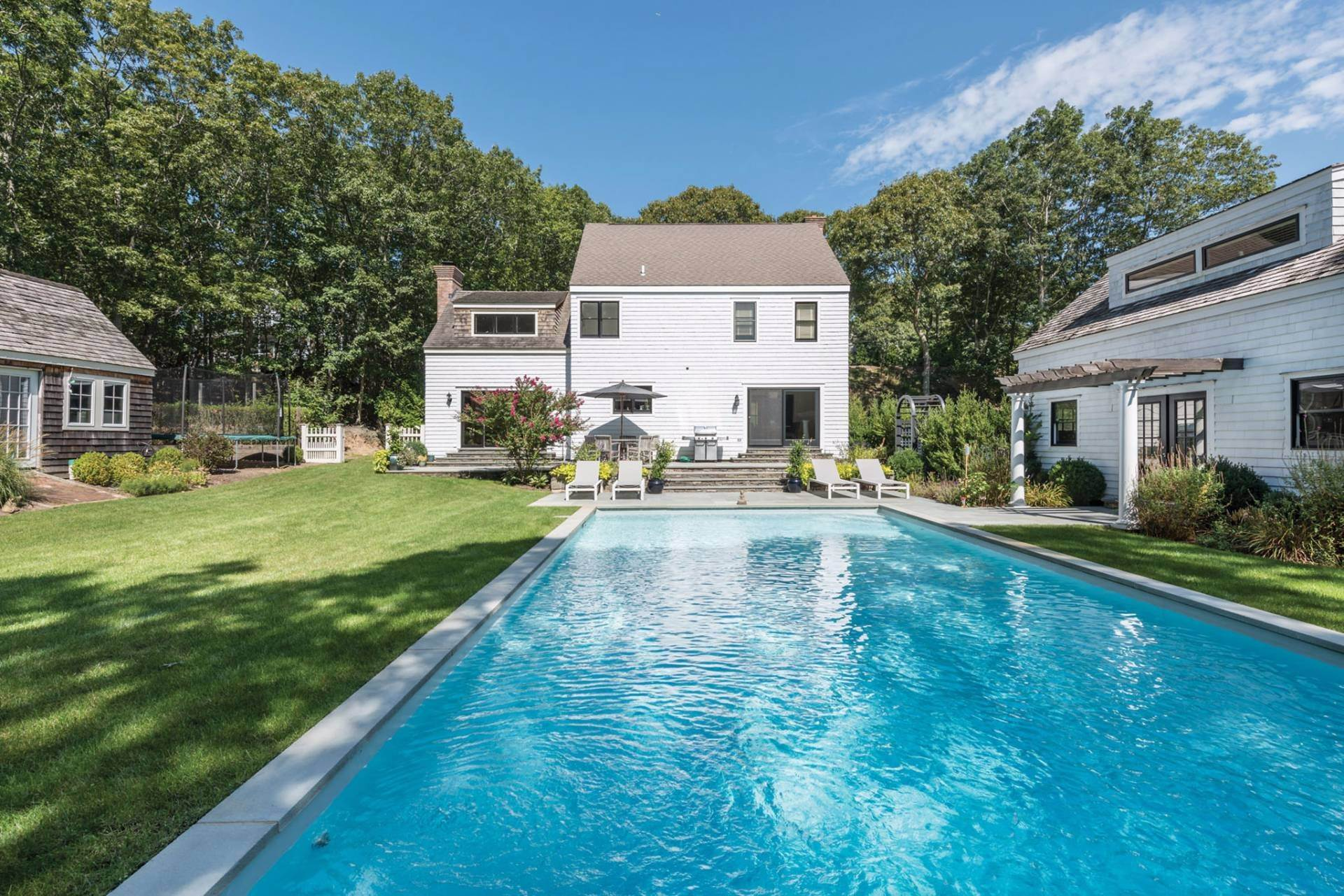 Single Family Homes at Picture Perfect Sag Harbor Rental Sag Harbor, Southampton Town, NY 11963