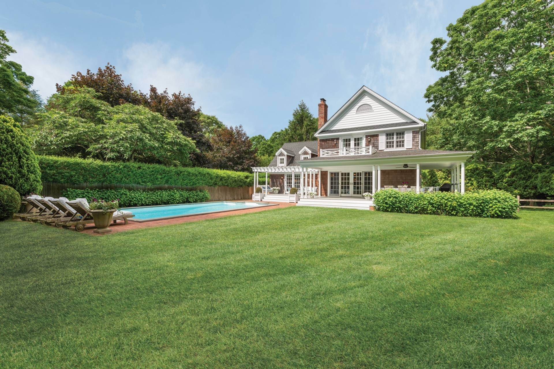 Single Family Homes at Designer's Own Home Water Mill, Southampton Town, NY 11976