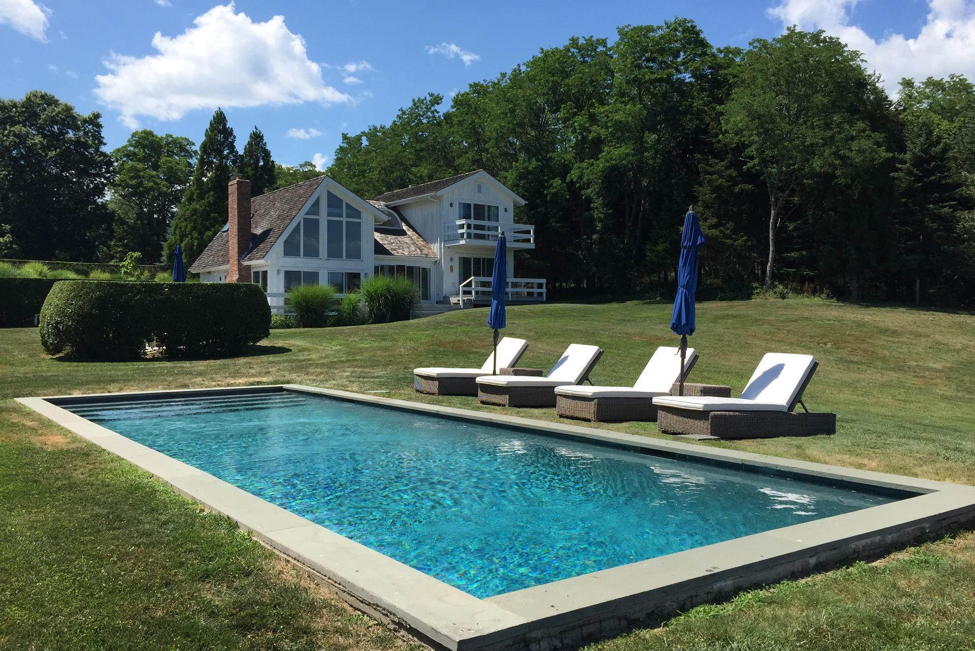 Single Family Homes at Fabulous Shelter Island Waterview With Pool Shelter Island Heights, Shelter Island, NY 11964