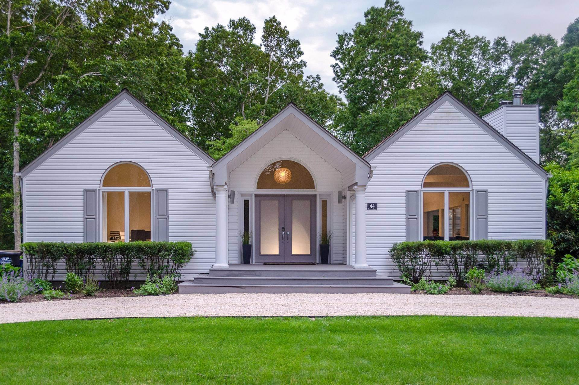 Single Family Homes at Contemporary Hamptons Meets Farmhouse Chic Bridgehampton, Southampton Town, NY 11932