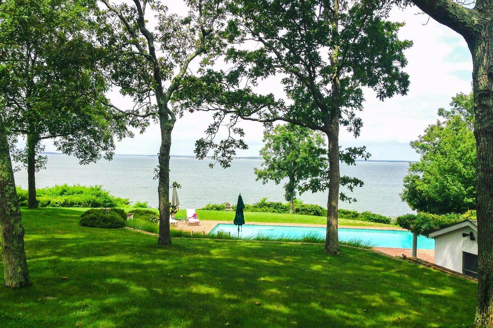 23. Single Family Homes at Sunset Vistas From Stunning Waterfront Home Sag Harbor, Southampton Town, NY 11963
