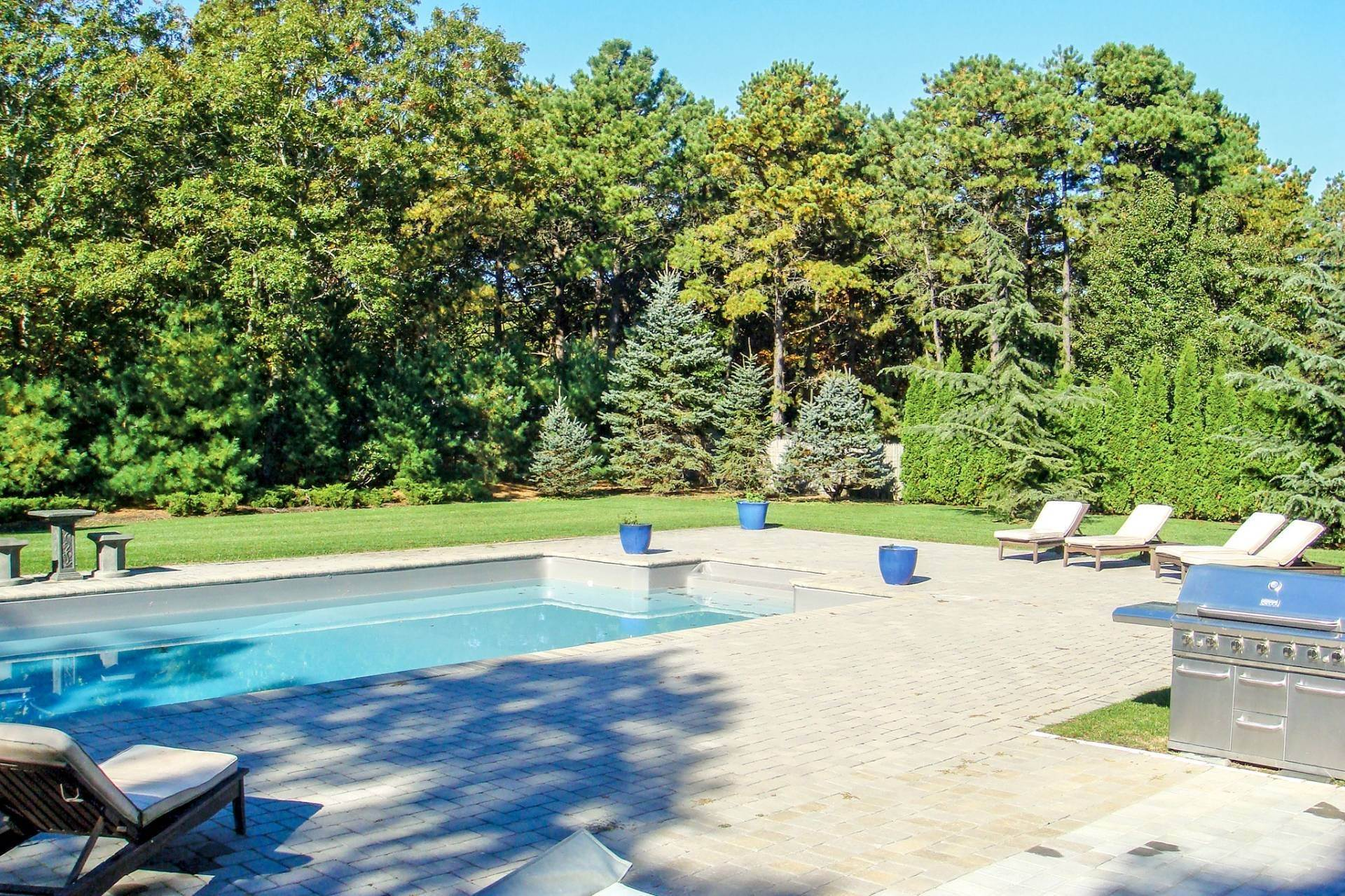 9. Single Family Homes at Summer In Wainscott With Heated Pool Wainscott, East Hampton Town, NY 11975