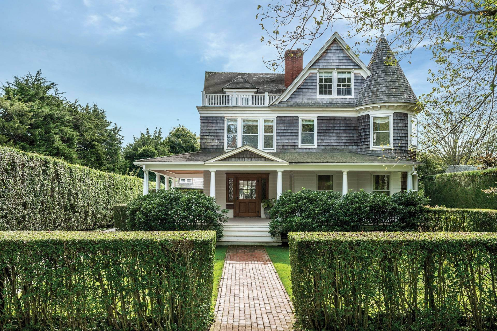 Single Family Homes at Modernized Victorian Gem In The Village East Hampton, East Hampton Town, NY 11937
