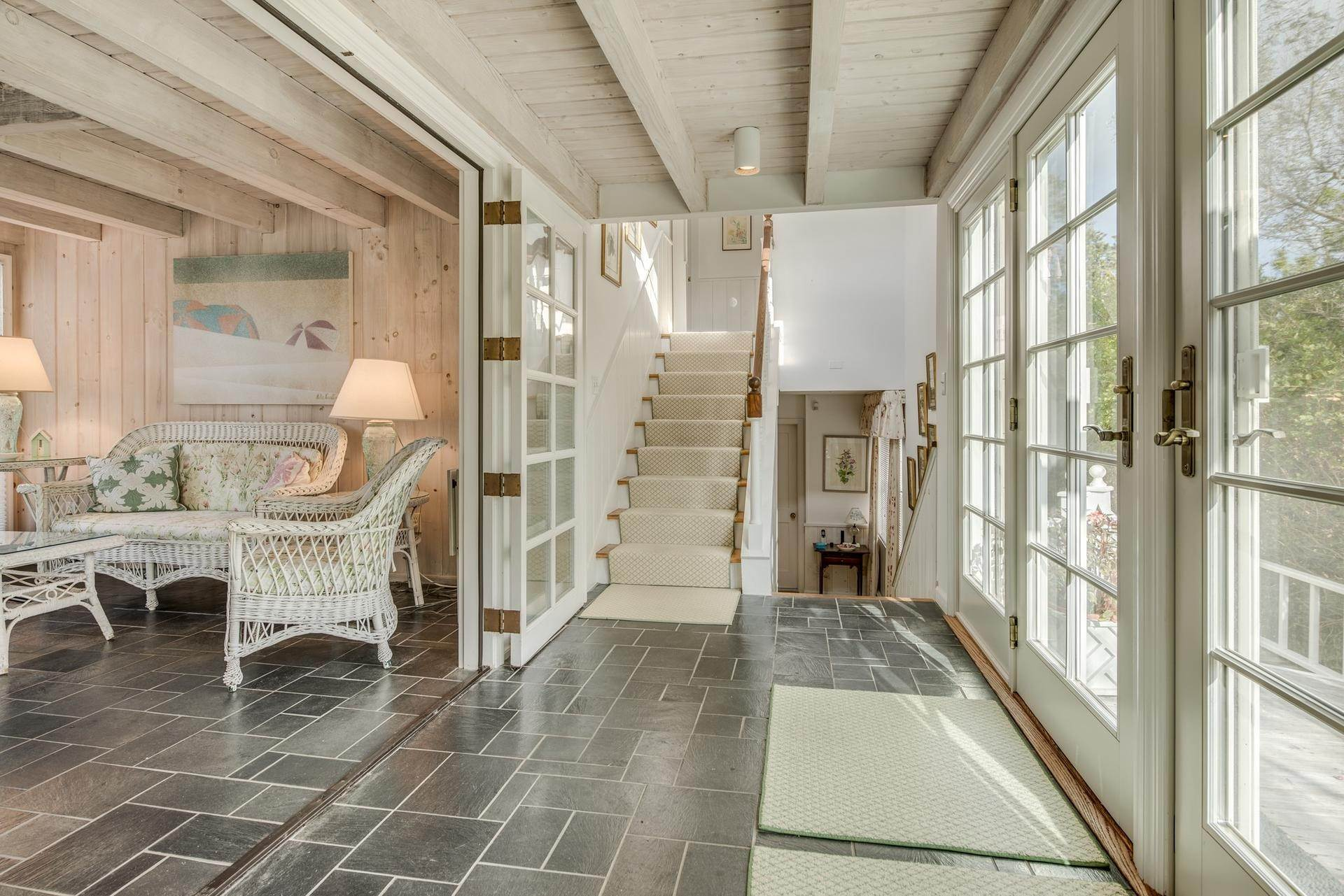 9. Single Family Homes for Sale at The Best Value On The Ocean In Quogue 96 And 98 Dune Road, Quogue Village, Southampton Town, NY 11978