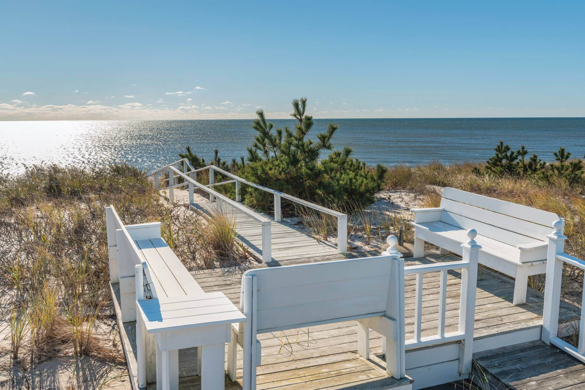3. Single Family Homes for Sale at The Best Value On The Ocean In Quogue 96 And 98 Dune Road, Quogue Village, Southampton Town, NY 11978