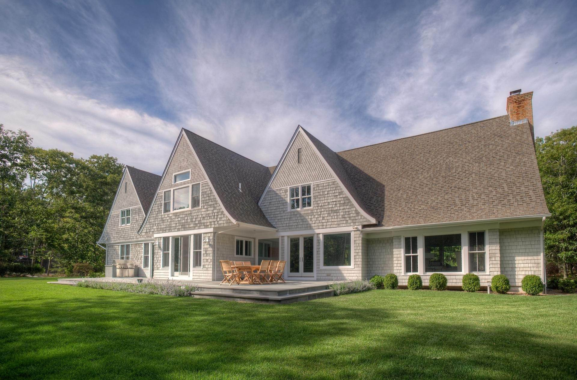 Single Family Homes at Newly Renovated With Pool And Tennis Bridgehampton, Southampton Town, NY 11932