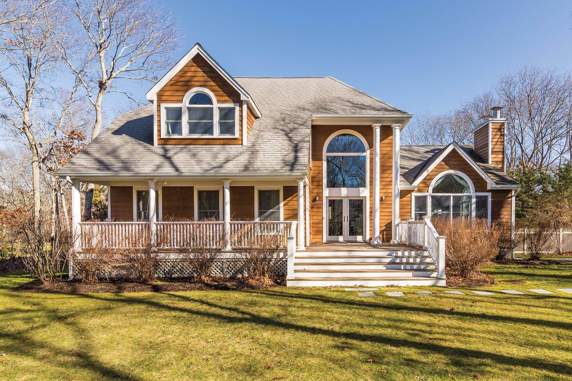 Single Family Homes at Renovated In Bridgehampton Bridgehampton, Southampton Town, NY 11932