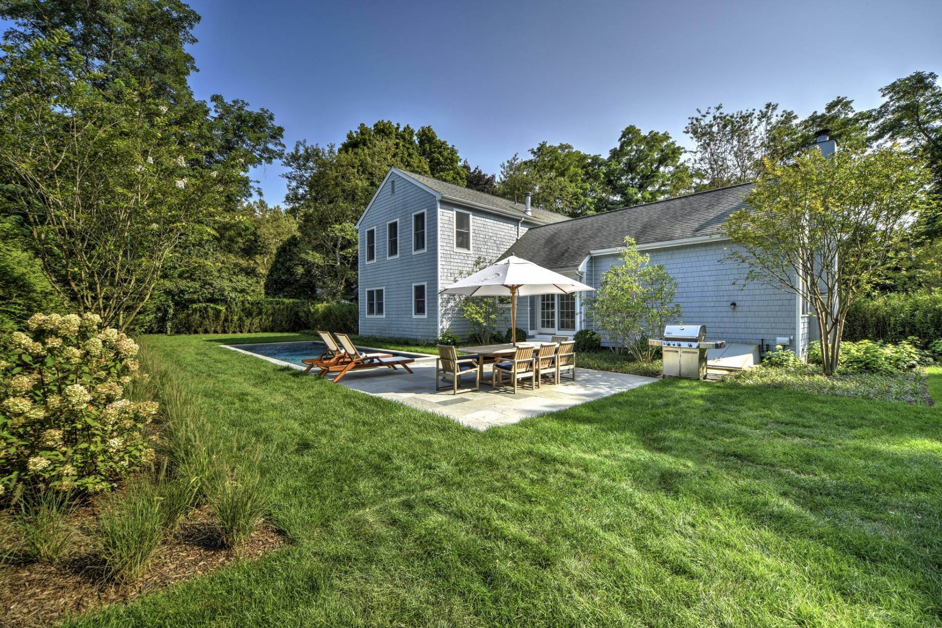 Single Family Homes at Sophisticated Charm Sag Harbor, Southampton Town, NY 11963