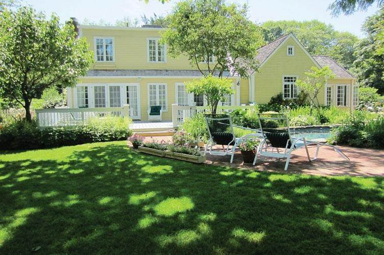 Single Family Homes at Hampton House And Garden Retreat Southampton, Southampton Town, NY 11968