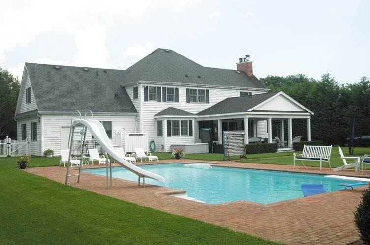 Single Family Homes at Private & Newly Renovated In Southampton Village Southampton, Southampton Town, NY 11968