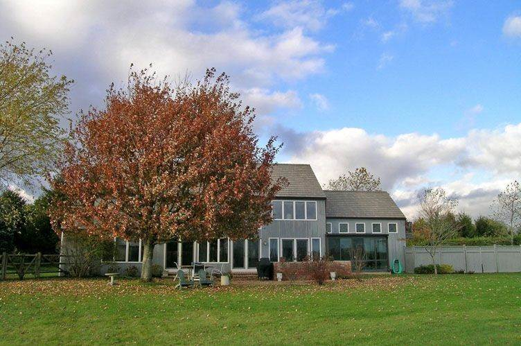 Single Family Homes at Overlooking Vineyards In Water Mill Water Mill, Southampton Town, NY 11976