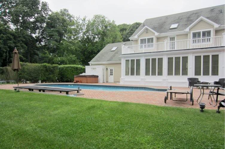 3. Single Family Homes at Year Round -Heated Pool With Lots Of Privacy Southampton, Southampton Town, NY 11968