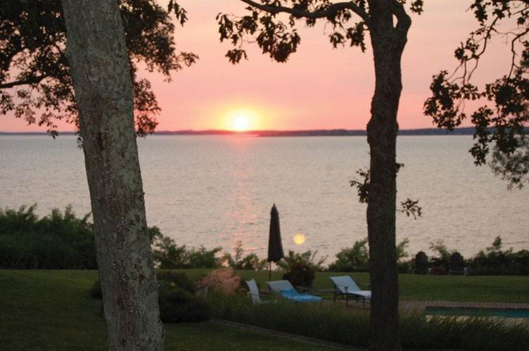 4. Single Family Homes at Sunset Vistas From Stunning Waterfront Home Sag Harbor, Southampton Town, NY 11963