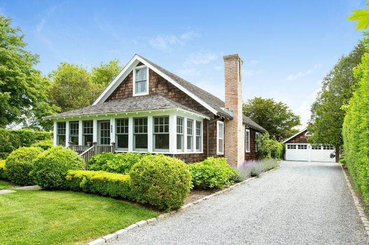 Single Family Homes at Southampton Village Charmer Southampton, Southampton Town, NY 11968