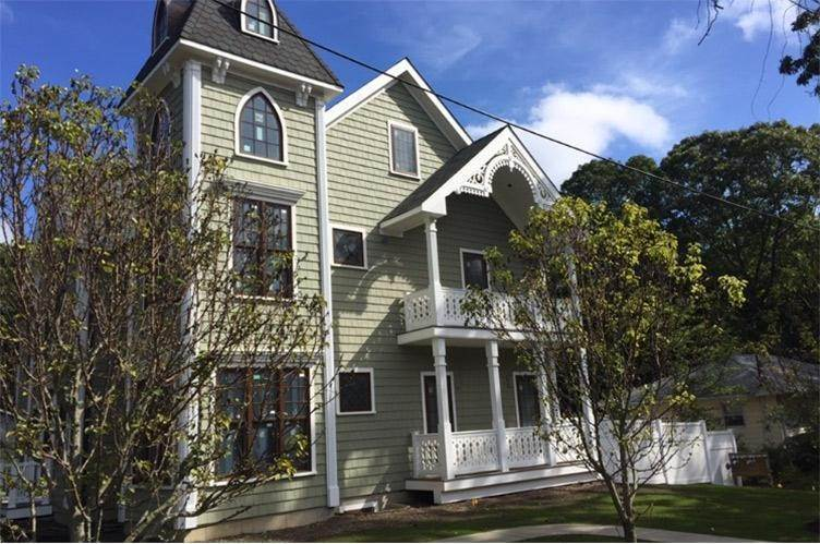 2. Single Family Homes at Sag Harbor Village New Construction - Beachfront Community Sag Harbor, Southampton Town, NY 11963